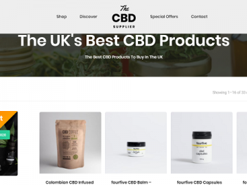 cbd honey uk